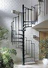 spindeltreppe bausatz spindeltreppen g nstig. Black Bedroom Furniture Sets. Home Design Ideas