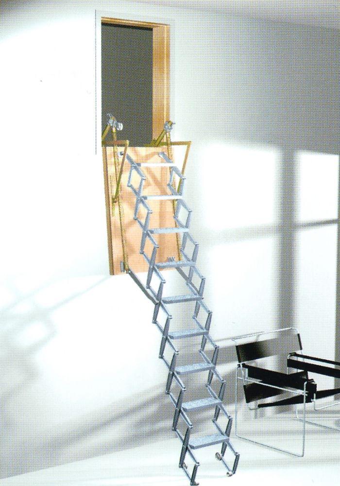 scherentreppe senkrecht ber autos in der zukunft. Black Bedroom Furniture Sets. Home Design Ideas
